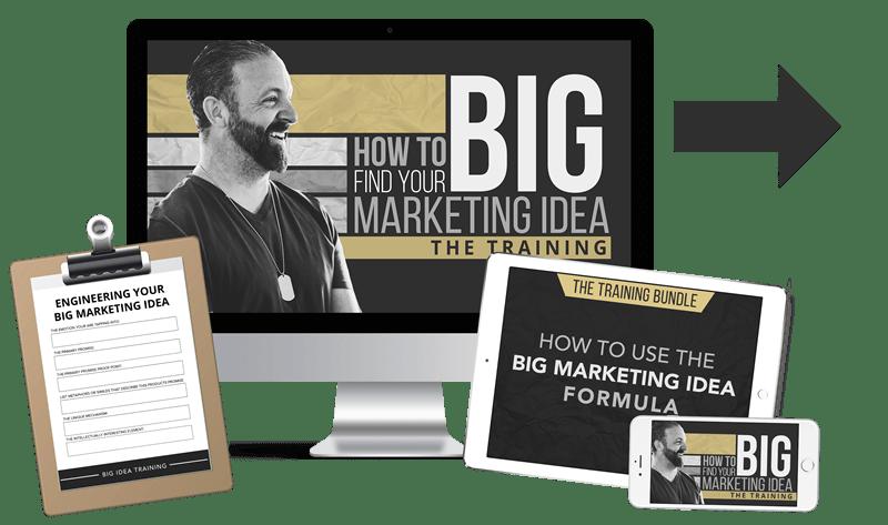 让潜在客户对你的产品或服务产生新鲜、令人兴奋、令人无法抗拒…… 引导他们回应、参与和购买!(The Big Marketing Idea Formula)