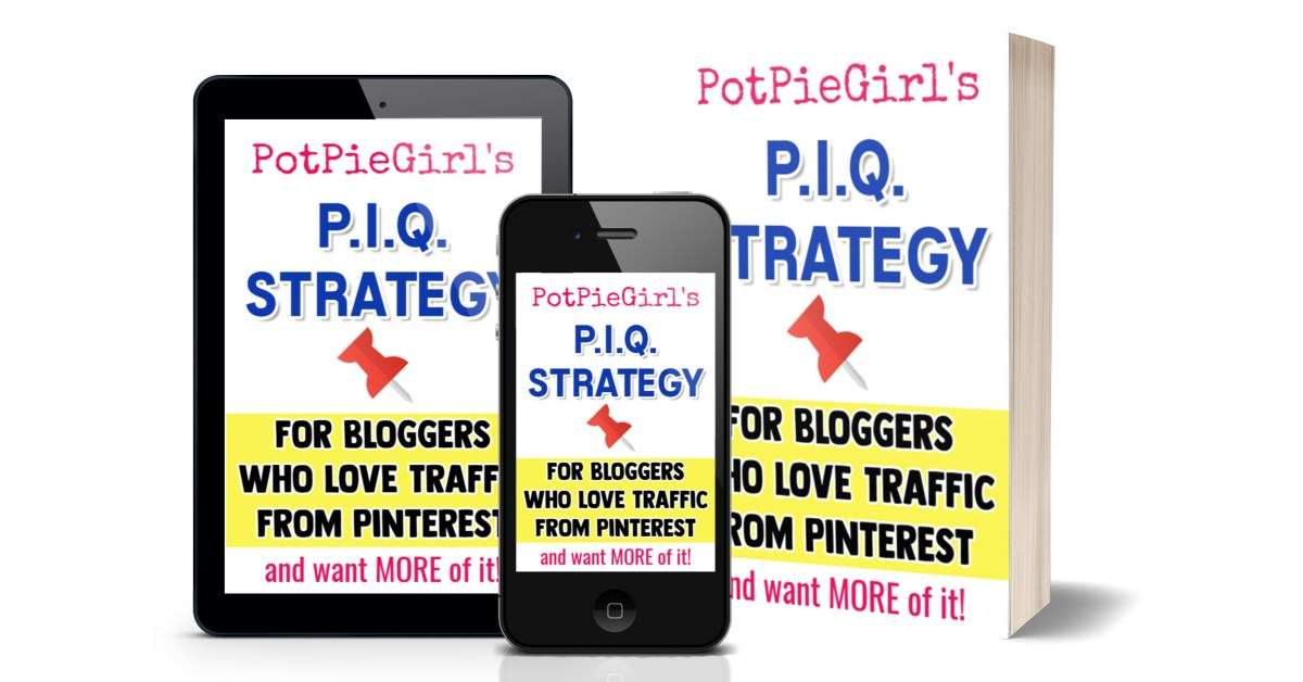 为你的Pinterest Pins找到最好的关键词(P.I.Q. Strategy )