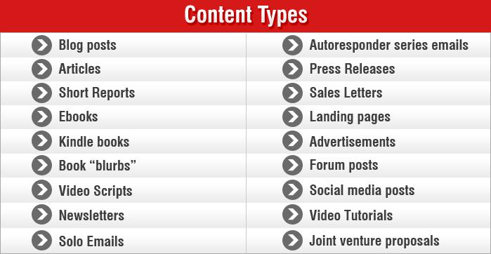 使用我们提供的这些工具来往更快地创建伟大的内容(Content Profit Machine)