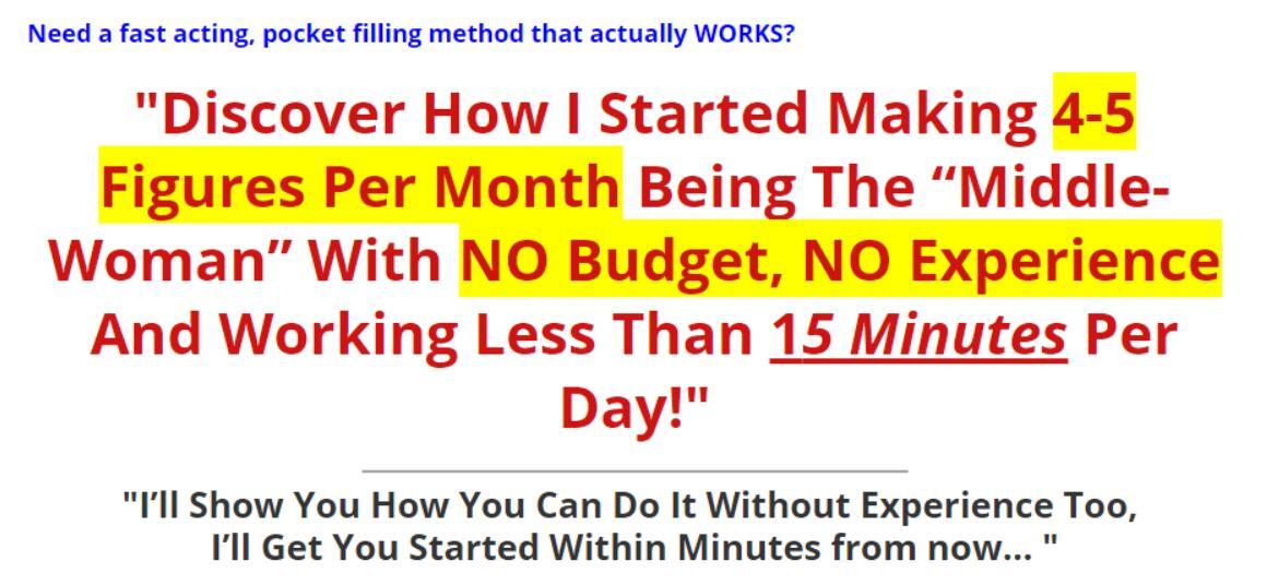 内容营销:学习如何在家里兼职经营每年万刀的内容,而不需要自己写任何东西。(Content Arbitrage Machine)