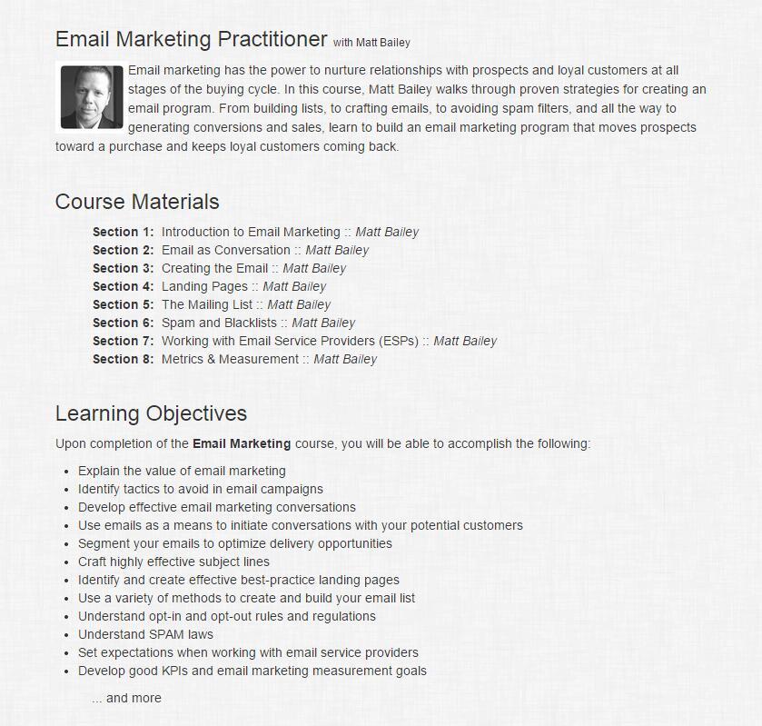 EDM - 创建电子邮件营销程序的有效策略(Email Marketing Practitioner)