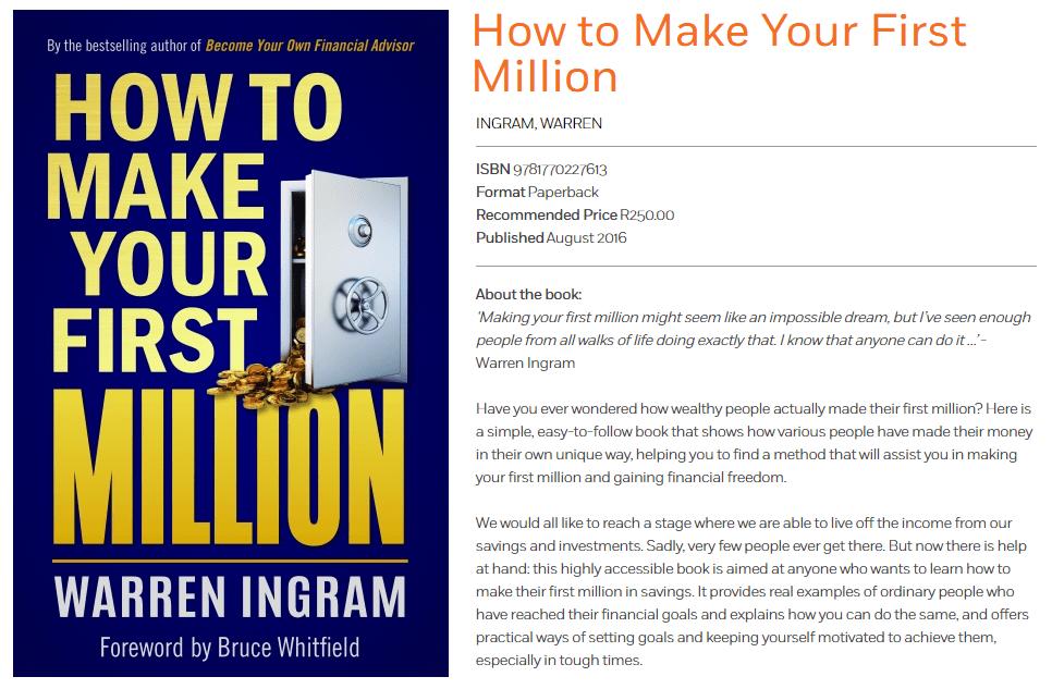 展示了不同的人如何以自己独特的方式赚钱,帮助你找到一种方法赚到你的第一个一百万,并获得财务自由。(How to Make Your First Million)