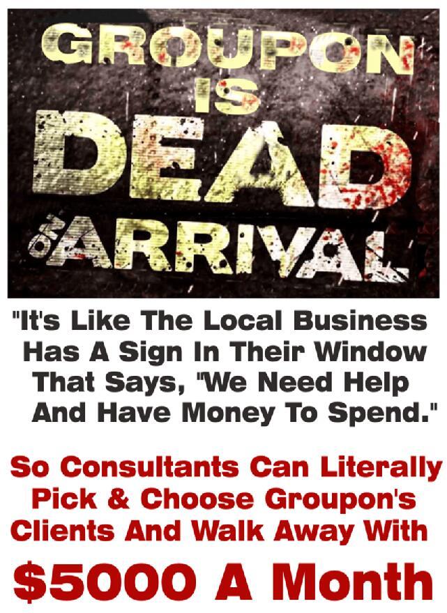 一个强大的方式来获得高质量的本地客户!没有电话营销或昂贵的邮件营销或其他麻烦。(Groupon Predator Method)