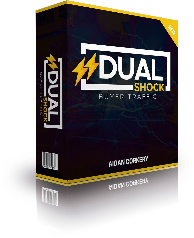 100%免费流量+新的简单方法,使您的许可式邮件列表订阅增长一倍,并最大化您的销售!(Dual Shock Buyer Traffic)