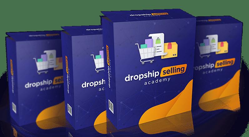 一键无货源转卖 - 轻松建立您的Dropshipping帝国(Dropship Selling Academy)