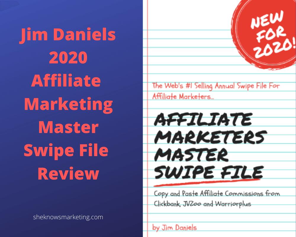 学习使用它,每天产生333美元、294美元、737美元、369美元甚至更多的佣金!(2020 Affiliate Marketing Master Swipe File)