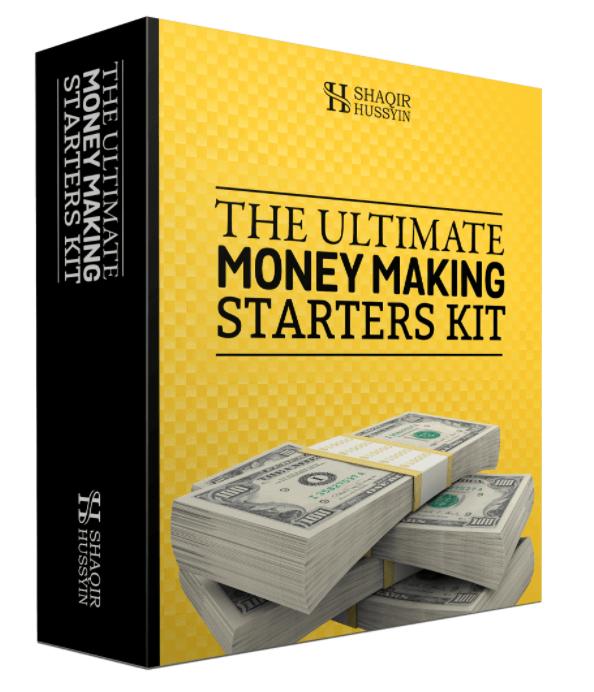获得行之有效的营销策略和案例,倍增您的Leads,销售和利润(Ultimate Money Making Starters Kit)