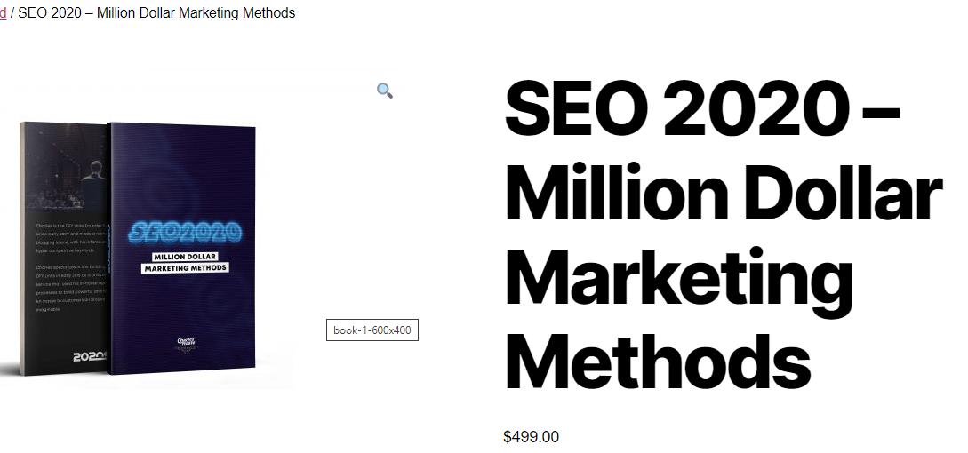 这套教程让你对链接建设的了解会超过所有人(SEO 2020 – Million Dollar Marketing Methods)