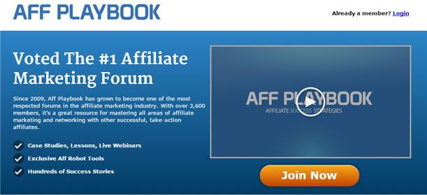 教你一步一步如何利用联署营销 Affiliate 建立一个并产生收入的长久项目(Aff Playbook)