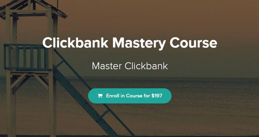 Clickbank联盟营销从一个初学者到专家!在过去的一年里,我通过Clickbank联盟营销赚了2万多美元!(ClickBank Mastery Course)