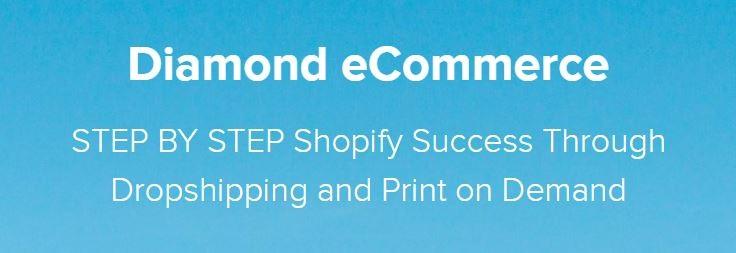 毫无保留地与大家分享我在Shopify上取得的成功的经历, 您将学习如何采用这些策略并将它们应用到您自己的Shopify商店中!(Diamond eCommerce)