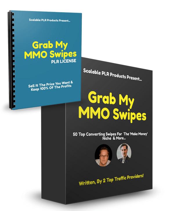 你知道是什么让人们兴奋地点击你的链接吗?(Grab My MMO Swipes V - 2)