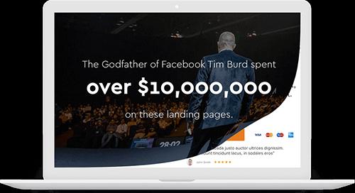 你不会相信这些登陆页面上花费了超过1000万美元!它们从构建到优化并在最后获得最大的转换率,现在就下载吧!(Landing Page Legends)