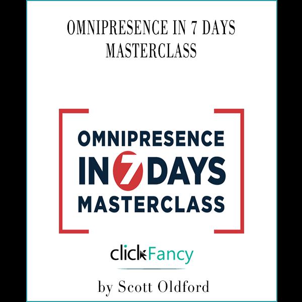 如果你想增加销售,建立你的品牌和知名度,在不到7天的时间里,我将为您提供成功实现它所需的所有培训、资源、模板!(Omnipresence In 7 Days Masterclass)