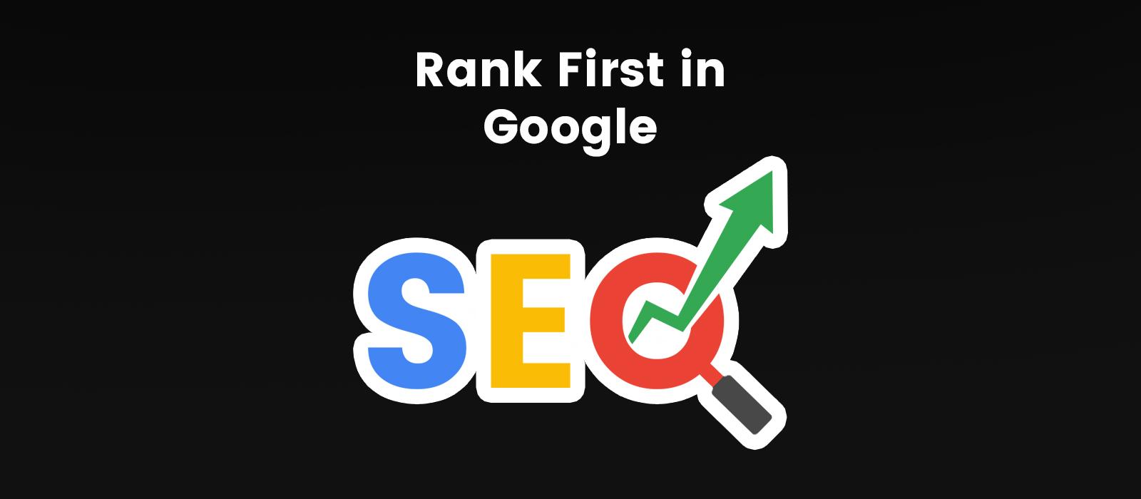 使用专业的SEO策略来提高你的网站排名,在谷歌 Google搜索引擎中!(SEO Masterclass A-Z)