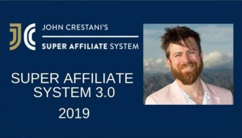 帮助您创建一个成功的联盟营销业务产生可观的每月副业收入,或兼职收入!(Super Affiliate System 3.0)