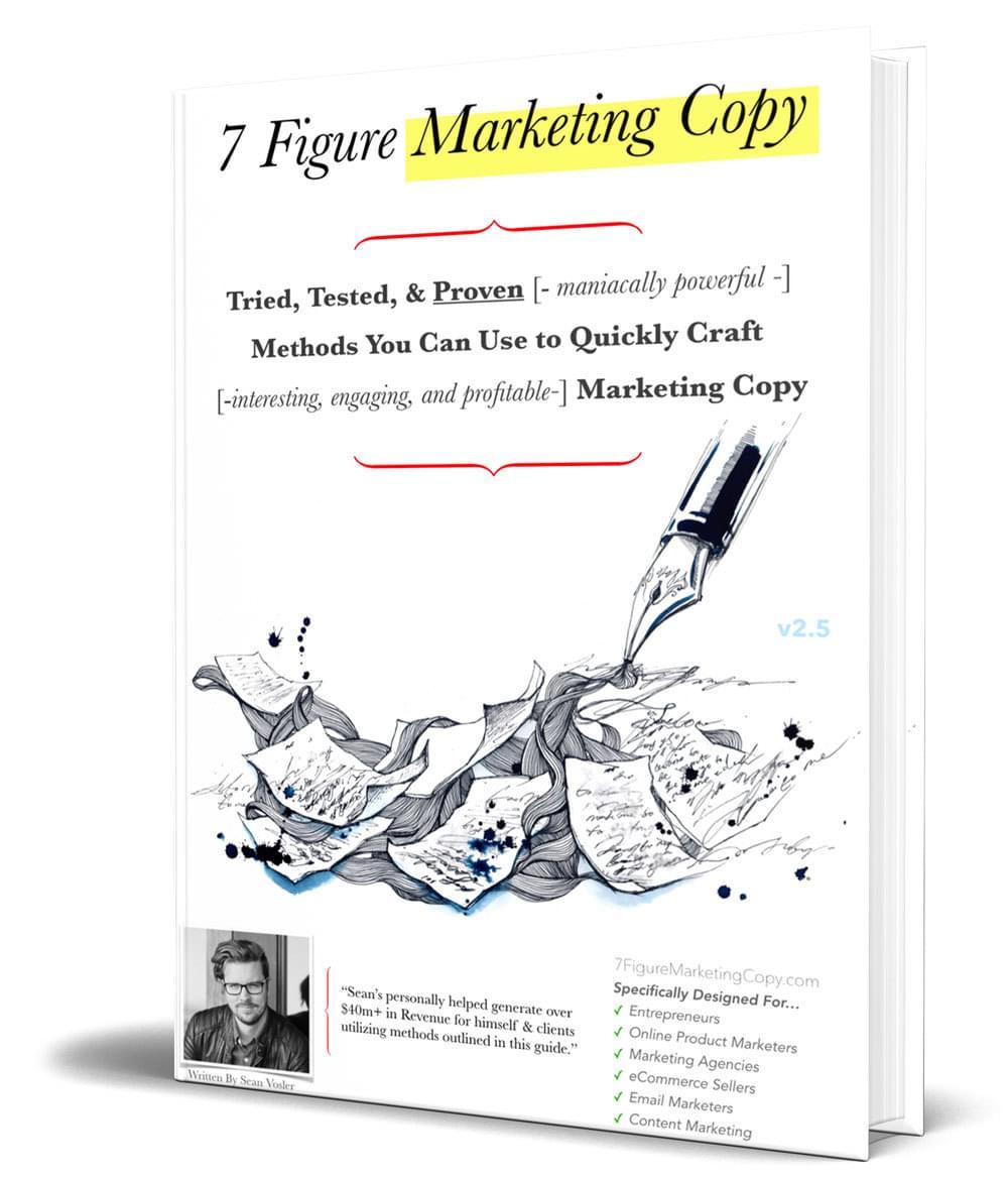 学习如何通过5个简单的步骤利用趋势内容快速制作吸引人的副本(The 7-Figure Marketing Copy Guide)
