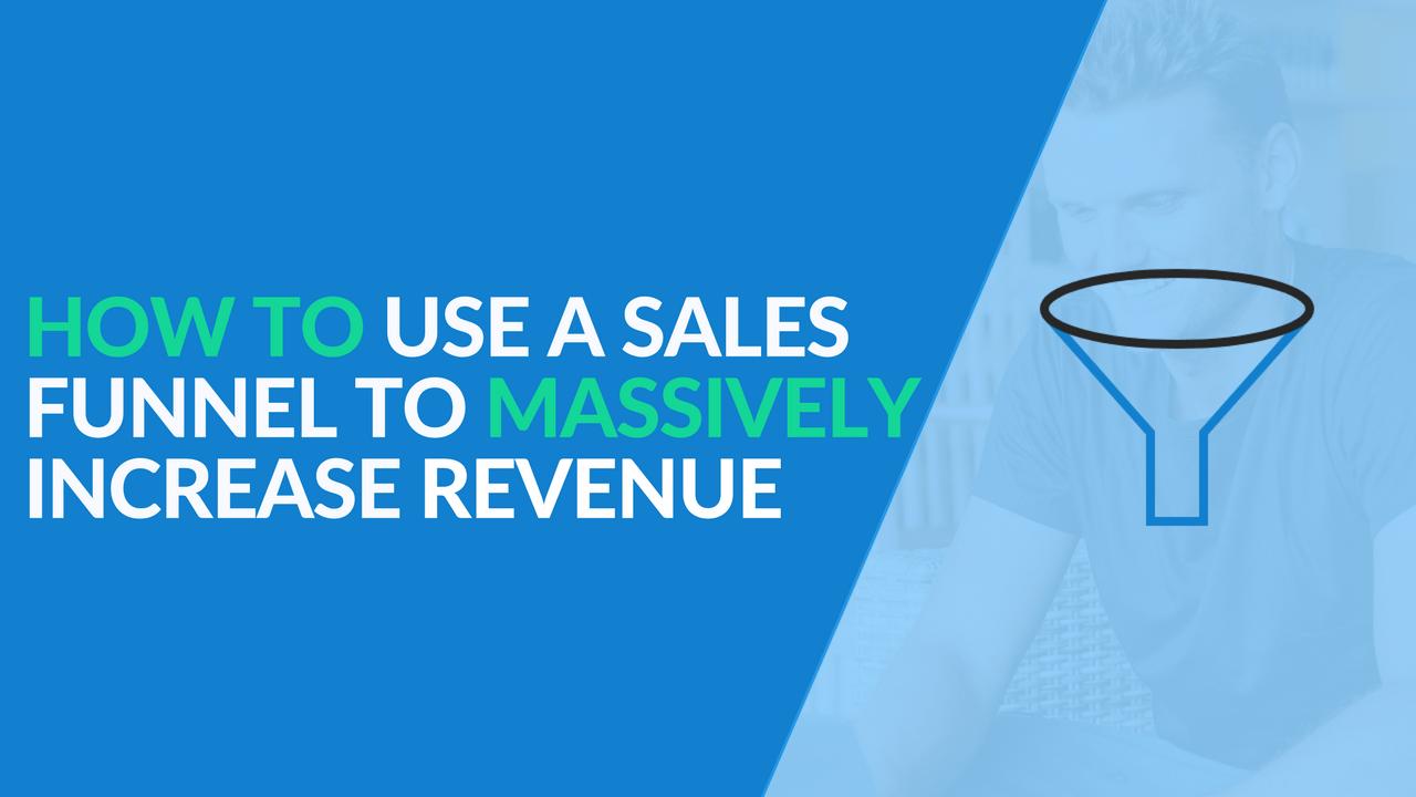 教你如何尽可能快的大规模增加收入与强大的销售漏斗(The ClickMinded Sales Funnel Course)