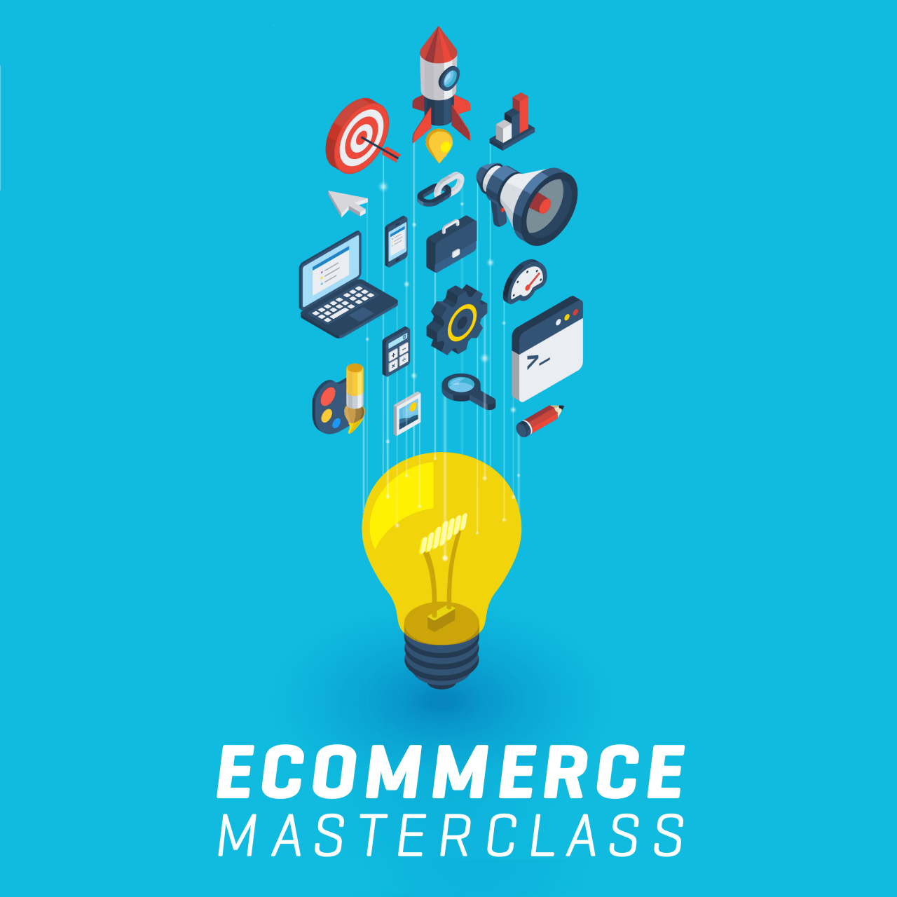 从零开始建立有利可图的网上商店(eCommerce Masterclass - How to Build an Online Business)