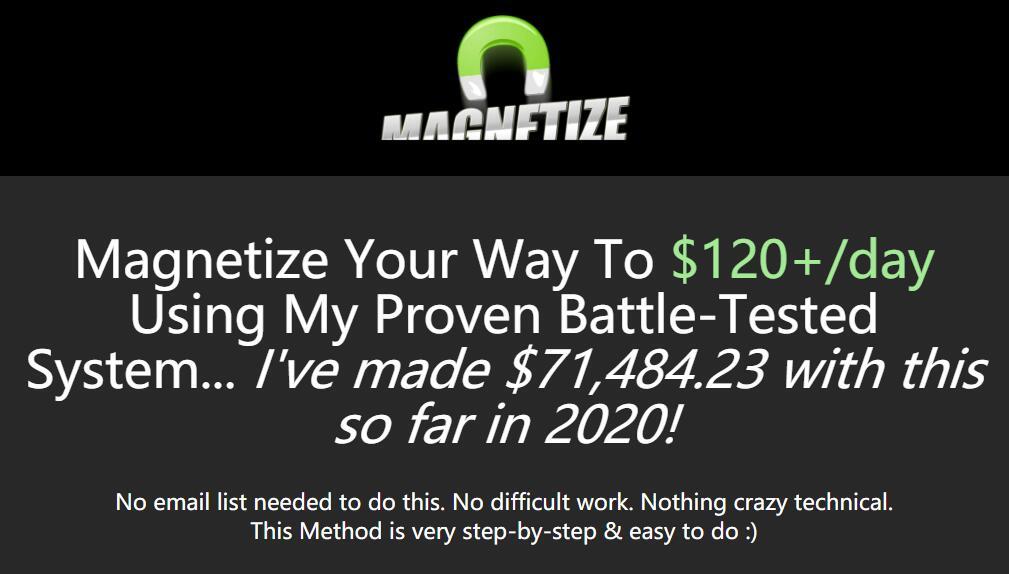 了解我是如何持续被动收入每月-3000美元的(Magnetize)