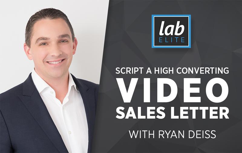 结合经典的文案案例和数字视频,创建一个视频销售信,不断地将冰冷的线索转化为炽热的买家!(Script a High Converting Video Sales Letter)