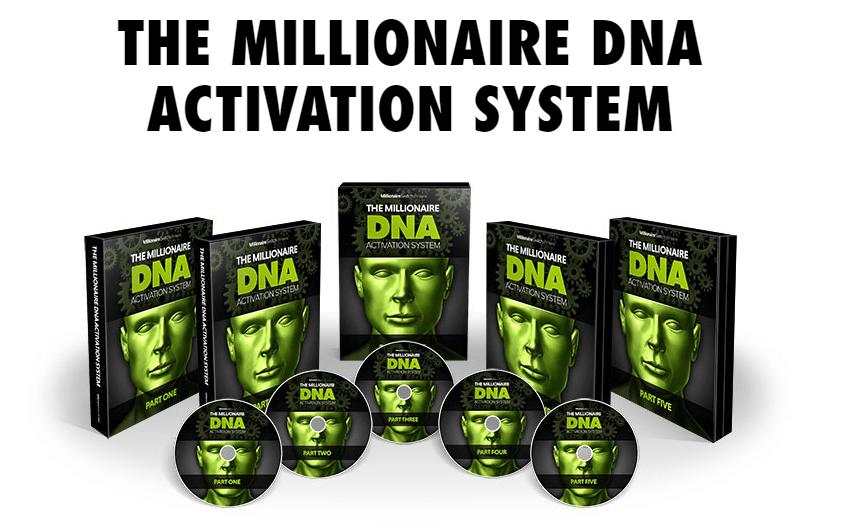 赚到100万美元的金额比你想象的更简单、更快、更容易!(The Millionaire DNA Activation System)