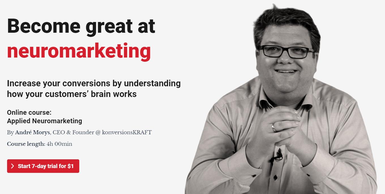 了解人类大脑是如何工作的,以及如何利用这些知识来增加销售!(Applied Neuromarketing)