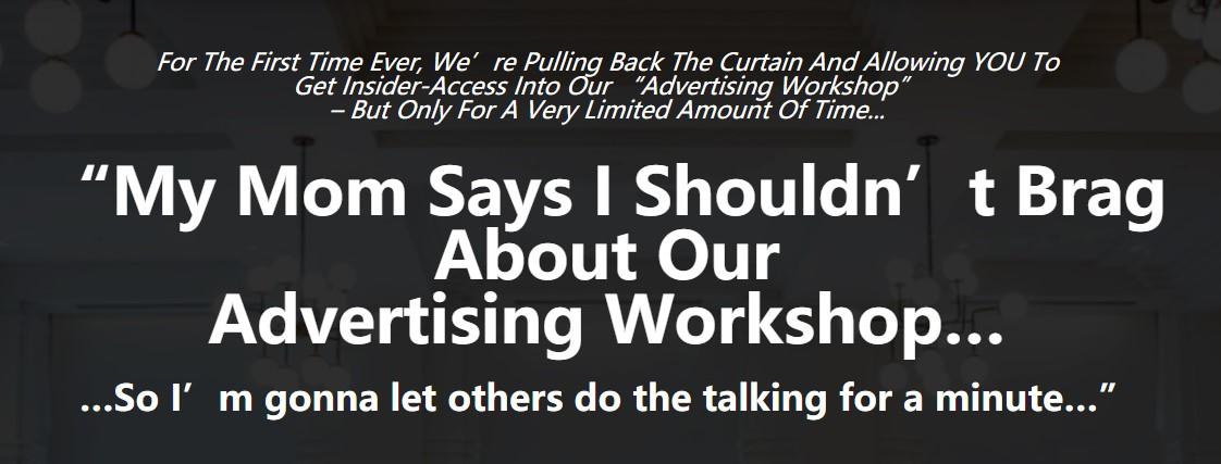 仅在过去的30天里,我们的客户产生的收入就比全国99%的小企业产生的收入高一大截!(Traffic and Funnels - Advertising Workshop)