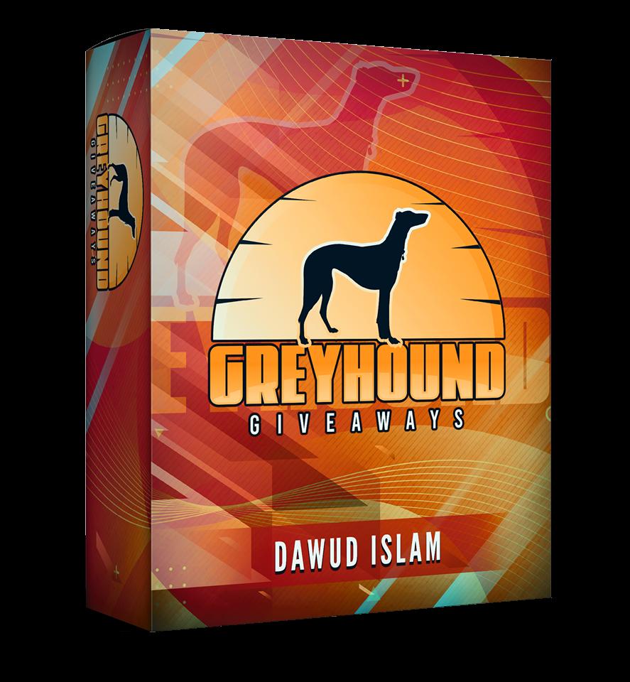 建立一个联署营销业务和赚钱的项目,只要学会这个有效的可持续的方法!(Greyhound Giveaways)