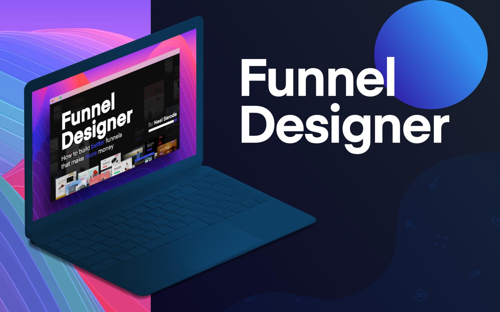 零基础入门,大师班教你深入的如何设计更好的渠道,以赚取更多的钱。(Funnel Designer MasterClass 2020)